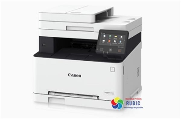Đổ mực máy in màu Canon MF633Cdw MF631Cn MF 635Cx