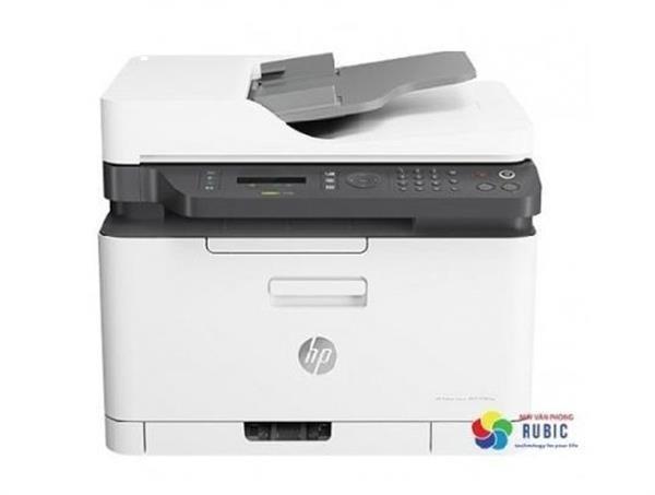 Đổ mực máy in màu HP 179fnw